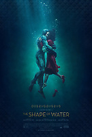The Shape of Water (2017) <br /> POSTER ART<br /> *Filmstill - Editorial Use Only*<br /> CAP/KFS<br /> Image supplied by Capital Pictures