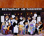 &quot;Restaruant Les Parischiens&quot;<br />
