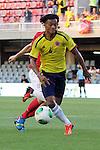 2013-08-14-Colombia vs Serbia: 1-0.