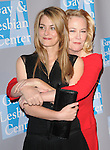 Cybill Shepherd & Clementine Ford at 'AN EVENING WITH WOMEN: Celebrating Art, Music & Equality' held at The Beverly Hilton Hotel in Beverly Hills, California on April 24,2009                                                                     Copyright 2009 Debbie VanStory / RockinExposures