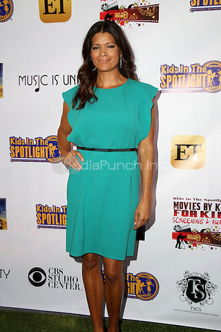 LOS ANGELES, CA - NOVEMBER 7: Andrea Navedo at the Kids In The Spotlight's Movies By Kids, For Kids Film Awards at Fox Studios in Los Angeles, California on November 7, 2015. Credit: David Edwards/MediaPunch