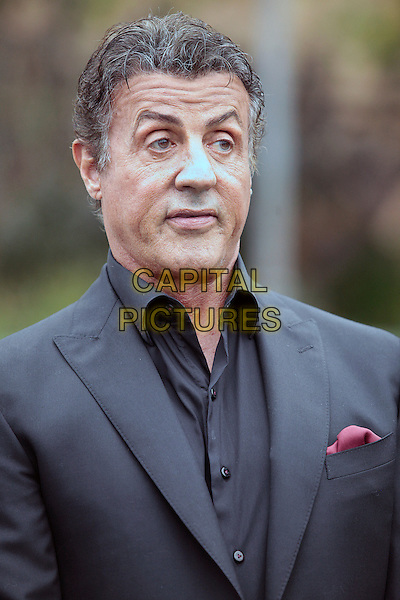 PHILADELPHIA, PA - NOVEMBER 6: Sylvester Stallone pictured as the Cast Of Creed make an appearance at Philadelphia Museum of Art on November 6, 2015 in Philadelphia, Pennsylvania. <br /> CAP/MPI09<br /> &copy;MPI09/Capital Pictures