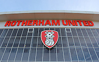 NEW YORK STADIUM - ROTHERHAM