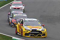 2019 British Touring Car Championship. Race 3. #48 Ollie Jackson. Team Shredded Wheat Racing with Gallagher. Ford Focus RS.