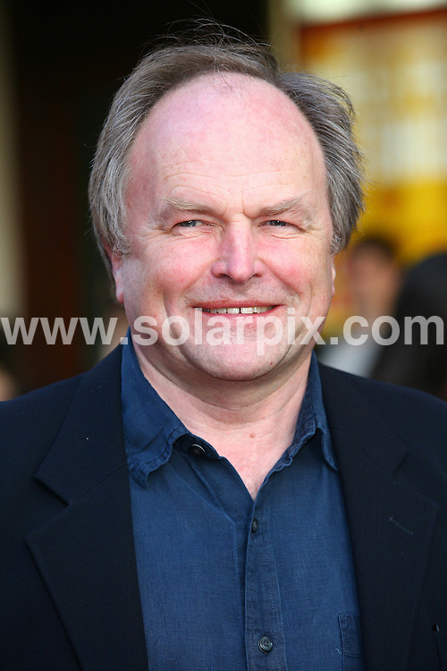 **ALL ROUND PICTURES FROM SOLARPIX.COM**.**WORLDWIDE SYNDICATION RIGHTS**.Red carpet arrivals for the premiere of The Infidel at the HMV Hammersmith Apollo in London, UK. 8 April 2010..This pic: Clive Anderson..JOB REF: 11056 LNJ     DATE: 08_04_2010.**MUST CREDIT SOLARPIX.COM OR DOUBLE FEE WILL BE CHARGED**.**MUST NOTIFY SOLARPIX OF ONLINE USAGE**.**CALL US ON: +34 952 811 768 or LOW RATE FROM UK 0844 617 7637**