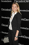BEVERLY HILLS, CA. - November 02: Jennifer Morrison arrives at the Decades Of Denim Launch Party at a private residence on November 2, 2010 in Beverly Hills, California.