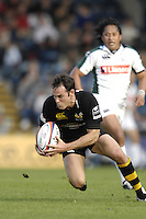 Wycombe, Great Britain, Wasps, Fraser WATERS, during the EDF Energy, Anglo Welsh, rugby Cup match, London Wasps vs London Irish,  at Adams Park, England, 08/10/2006. [Photo, Peter Spurrier/Intersport-images]....