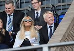 St Johnstone v Hearts&hellip;17.09.16.. McDiarmid Park  SPFL<br />Scotland boss Gordon Strachan watches the game<br />Picture by Graeme Hart.<br />Copyright Perthshire Picture Agency<br />Tel: 01738 623350  Mobile: 07990 594431