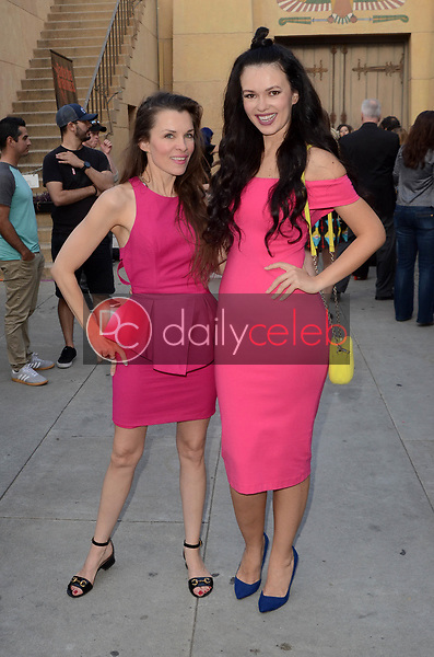Alicia Arden, Natasha Blasick<br /> at the Etheria Film Night 2017, Egyptian Theater, Hollywood, CA 06-03-17<br /> David Edwards/DailyCeleb.com 818-249-4998