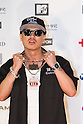 June 25, 2011 - Chiba, Japan - AK-69 poses on the red carpet during the MTV Video Music Aid Japan event. Japanese and foreign stars attend this charity concert in support for the victims of the March 11 earthquake and tsunami that rocked the northeast region of Japan. (Photo by Christopher Jue/AFLO)