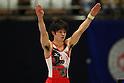 Kohei Uchimura (JPN), NOVEMBER 27, 2011 - Artistic Gymnastics : FIG ART World Cup 2011 Tokyo Men's Individual All-Around Floor exercise at Ryogoku Kokugikan, Tokyo, Japan. (Photo by YUTAKA/AFLO SPORT) [1040]