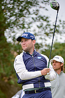 Brandon Grace (RSA) watches his tee shot on 17 during round 3 of the Valero Texas Open, AT&amp;T Oaks Course, TPC San Antonio, San Antonio, Texas, USA. 4/22/2017.<br /> Picture: Golffile | Ken Murray<br /> <br /> <br /> All photo usage must carry mandatory copyright credit (&copy; Golffile | Ken Murray)