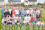 NEIGHBOUR: Celebrating National Getting to Know Your Neighbour Day were residents of Beenoskee, Ballyard, Tralee on Saturday..