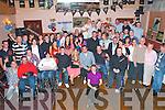 21st Birthday: Jake Lavery, Ballylongford celebrating his 21st birthday with family & friends at Gerry O'Connor's Bar, Ballylongfford on Saturday night last.