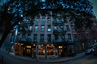 West Village Tenement Building, Manhattan, New York, US
