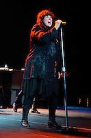 HOLLYWOOD FL - NOVEMBER 4 :  Ann Wilson of Heart performs at Hard Rock live held at the Seminole Hard Rock hotel &amp; Casino on November 4, 2012 in Hollywood, Florida.  Credit: mpi04/MediaPunch Inc. .<br /> &copy;NortePhoto