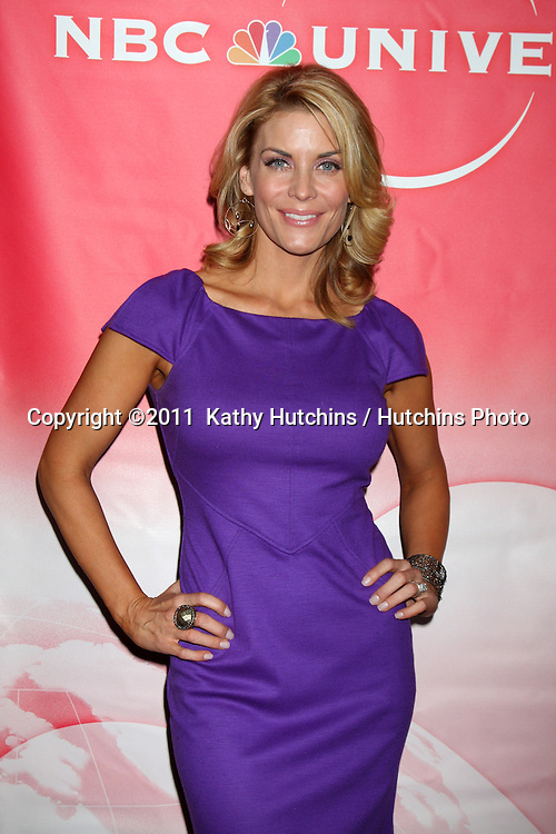 LOS ANGELES - JAN 13:  McKenzie Westmore arrives at the NBC TCA Winter 2011 Party at Langham Huntington Hotel on January 13, 2010 in Westwood, CA.