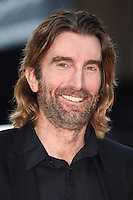 "Sharlto Copley<br /> at the London Film Festival 2016 premiere of ""Free Fire at the Odeon Leicester Square, London.<br /> <br /> <br /> ©Ash Knotek  D3182  16/10/2016"
