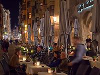 Retsaurant,  Herzog-Friedrich-Stra&szlig;e, Innsbruck, Tirol, &Ouml;sterreich, Europa<br /> Restaurant, Herzog-Friedrich St.,  Innsbruck, Tyrol, Austria, Europe