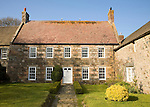 Historic farmhouse building Island of Sark, Channel Islands, Great Britain
