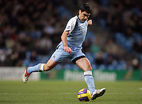 Ed Sykes / Back Page Images.FA Barclays Premiership.Manchester City v Tottenham Hotspur.17th December, 2006.Claudio Reyna of Manchester City.