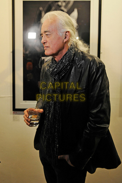 LONDON, ENGLAND - NOVEMBER 25: Jimmy Page attending the 'Resonators' book launch at Proud Gallery, Camden on November 25, 2015 in London, England.<br /> CAP/MAR<br /> &copy; Martin Harris/Capital Pictures