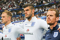 Goalkeeper Fraser Forster (Southampton) of England  during the International Friendly match between France and England at Stade de France, Paris, France on 13 June 2017. Photo by David Horn/PRiME Media Images.