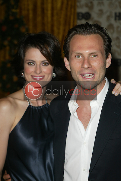 Christian Slater and wife Ryan