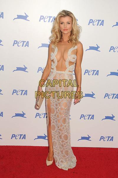 30 September 2015 - Hollywood, California - Joanna Krupa. PETA 35th Anniversary Gala held at the Hollywood Palladium. <br /> CAP/ADM/BP<br /> &copy;BP/ADM/Capital Pictures