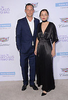 11 June 2016 - Los Angeles. Justin Chambers, Kaila Chambers. Arrivals for the 15th Annual Chrysalis Butterfly Ball held at a Private Mandeville Canyon Residence. Photo Credit: Birdie Thompson/AdMedia