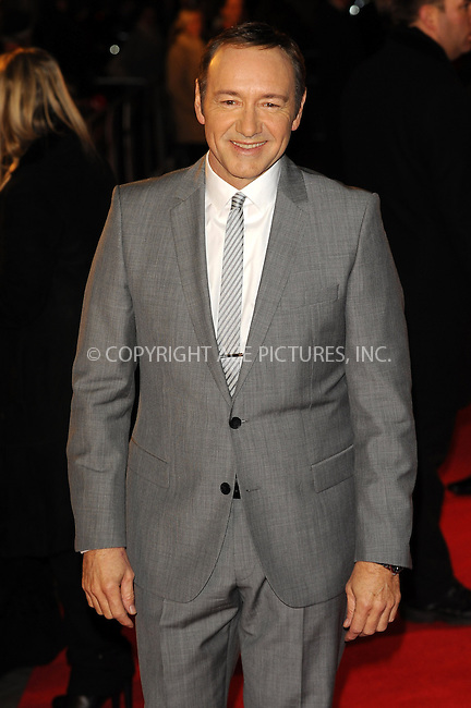 WWW.ACEPIXS.COM....US Sales Only....January 17 2013, London....Kevin Spacey at the premiere of 'House of Cards' on January 17 2013 in London....By Line: Famous/ACE Pictures......ACE Pictures, Inc...tel: 646 769 0430..Email: info@acepixs.com..www.acepixs.com