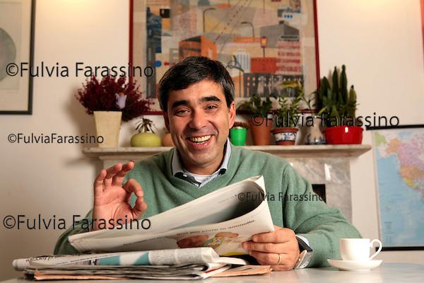 Milano, Davide Corritore