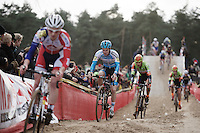 The Elite Men's Race started with 46<br /> <br /> 2016 Belgian National CX Championships