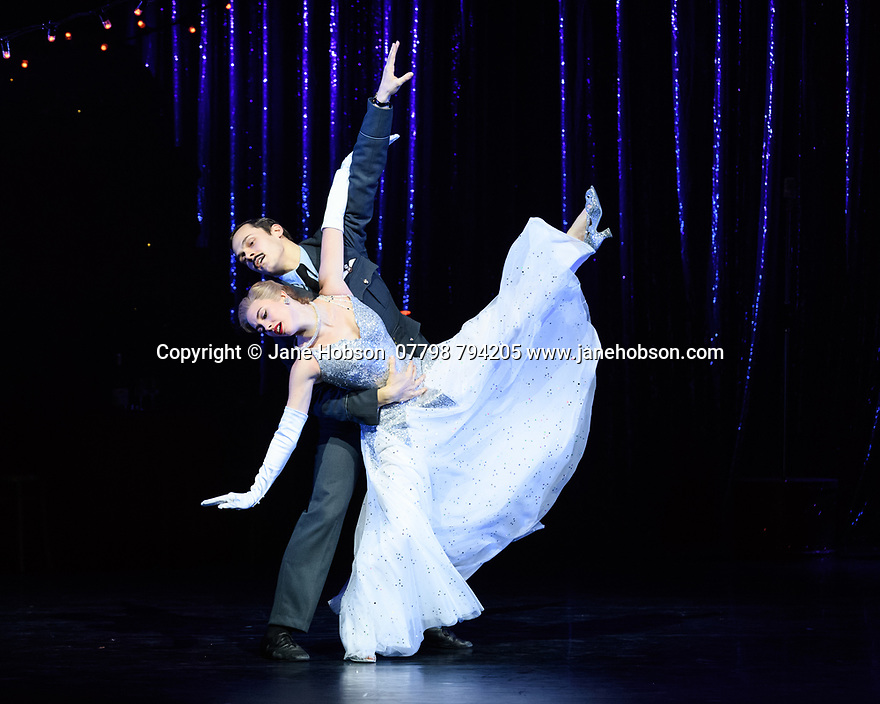 Matthew Bourne's CINDERELLA returns to Sadler's Wells and runs until January 27th 2018. Picture shows: Cordelia Braithwaite (Cinderella), Will Bozier (Harry, the Pilot)
