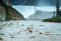Wapta Falls, Yoho National Park, British Columbia, Canada
