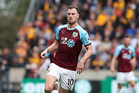 Burnley's Ashley Barnes<br /> <br /> Photographer Rachel Holborn/CameraSport<br /> <br /> The Premier League - Wolverhampton Wanderers v Burnley - Sunday 16th September 2018 - Molineux - Wolverhampton<br /> <br /> World Copyright &copy; 2018 CameraSport. All rights reserved. 43 Linden Ave. Countesthorpe. Leicester. England. LE8 5PG - Tel: +44 (0) 116 277 4147 - admin@camerasport.com - www.camerasport.com