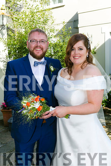Elaine O'Connor and Jeff Green were married at Daniel O'Connell Memorial Church by Fr. Larry Kelly on Saturday 12th August 2017 with a reception at the Meadowlands Hotel
