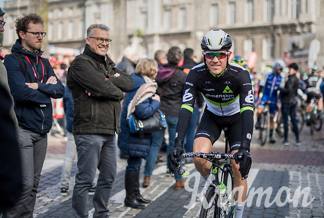 Serge Pauwels (BEL/DimensionData) at the start in Li&egrave;ge<br /> <br /> 103rd Li&egrave;ge-Bastogne-Li&egrave;ge 2017 (1.UWT)<br /> One Day Race: Li&egrave;ge &rsaquo; Ans (258km)