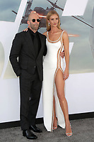 "LOS ANGELES - JUL 13:  Jason Statham, Rosie Huntington-Whiteley at the ""Fast & Furious Presents: Hobbs & Shaw"" Premiere at the Dolby Theater on July 13, 2019 in Los Angeles, CA"