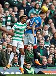 29.04.18 Celtic v Rangers: Scott Sinclair and James Tavernier