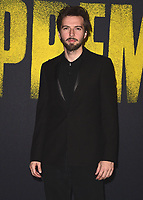 "HOLLYWOOD- DECEMBER 12:  Guy Burnet at the world premiere of ""Pitch Perfect 3"" at the Dolby Theatre on December 12, 2017 in Hollywood, California. (Photo by Scott Kirkland/PictureGroup)"