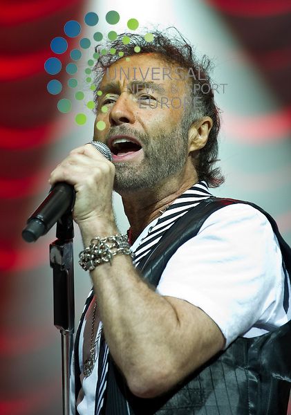 Paul Rodgers, of Free, Bad Company and the reformed Queen fame, plays to a sold out the Clyde Auditorium, Glasgow on 19 April 2011, Picture: Al Goold/Universal News and Sport (Europe) 2011.