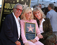 LOS ANGELES - SEP 12:  David Steinberg, Judith Light, Brynn Thayer at the Judith Light Star Ceremony on the Hollywood Walk of Fame on September 12, 2019 in Los Angeles, CA