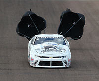 Feb 23, 2018; Chandler, AZ, USA; NHRA pro stock driver Bo Butner during qualifying for the Arizona Nationals at Wild Horse Pass Motorsports Park. Mandatory Credit: Mark J. Rebilas-USA TODAY Sports
