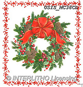 Ingrid, CHRISTMAS SYMBOLS, WEIHNACHTEN SYMBOLE, NAVIDAD SÍMBOLOS, paintings+++++,USISMC38CB,#xx#