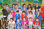 Toddlers from Cahereen Heights playgroup, Castleisland wore their pyjamas for National Pyjama day for Childrens Hospice on last Friday front row l-r: Katie Griffin, Ben McCarthy, Kirsten McGaley-Murray, Amelia Maher, Alan Hickey. Second row: Ella May Kirby, Jamie Nolan, Danny Murphy, Sarah Collins, Sean Crean. Third row: Emma Cooney, Ronan O'Connor, Kayleigh McGaley-Murray, Angela Delee-Kiely, Aine O'Sullivan, Margaret Teahan, Sophia Fleming, Callum Mangan, Catriona Daly, Grace O'Connell, Tricia Weblin, Aimee O'Connor, Kathy Cronin and Joey Kelly....