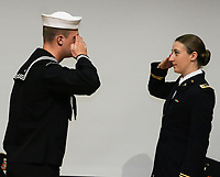 June 10th, 2017- ROTC Commissioning Ceremony