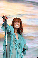 Florence and the Machine at the Barclaycard British Summertime Festival - Day Two - at Hyde Park, London on July 2nd 2016<br /> CAP/ROS<br /> &copy; Steve Ross/Capital Pictures /MediaPunch ***NORTH AND SOUTH AMERICAS ONLY***