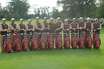 USA Team Photo for the 2006 Ryder Cup at The K Club..Photo: Eoin Clarke/Newsfile.