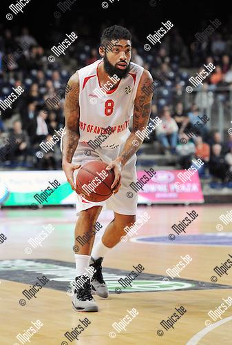 2014-12-02 / Basketbal / seizoen 2014-2015 / Antwerp Giants - Le Mans / Ryan Pearson<br /><br />Foto: mpics.be